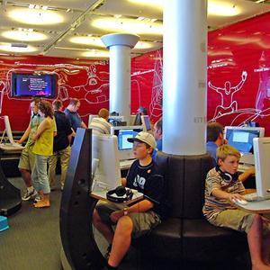 Интернет-кафе Бугульмы