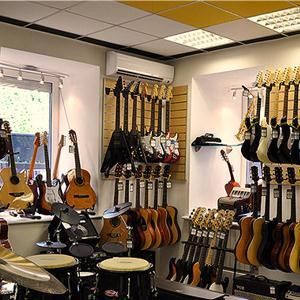 Музыкальные магазины Бугульмы
