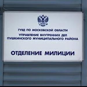 Отделения полиции Бугульмы
