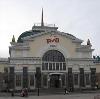 Железнодорожные вокзалы в Бугульме