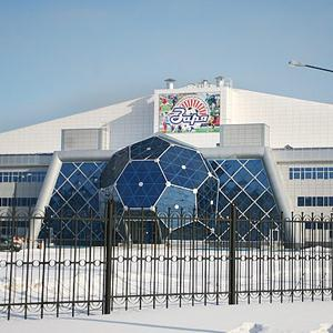 Спортивные комплексы Бугульмы