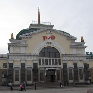 Железнодорожные вокзалы Бугульмы
