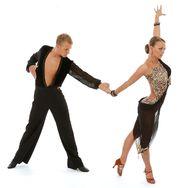 Школа социальных танцев Alfa Dance - иконка «танцы» в Бугульме